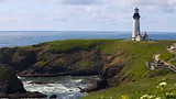 Yaquina Head Light House - Oregon - Tourism Media