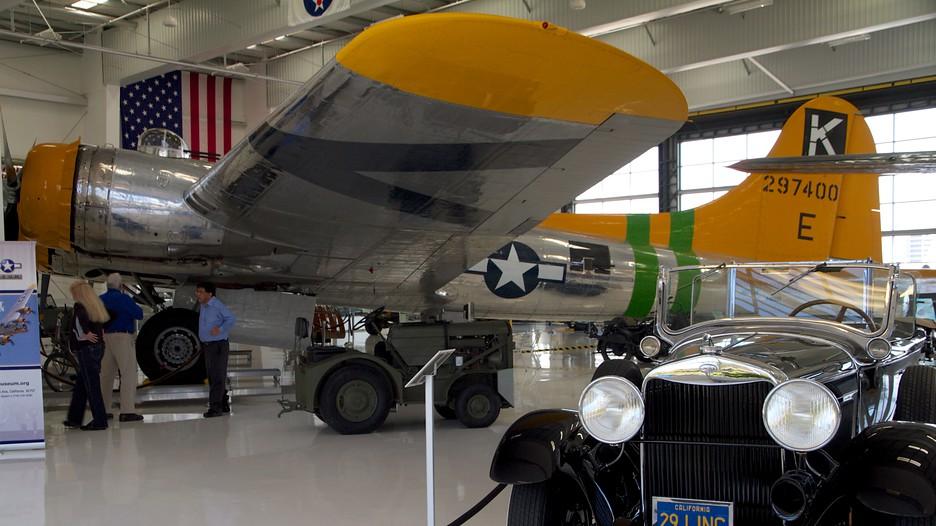 Lyon Air Museum In Santa Ana California Expedia Ca