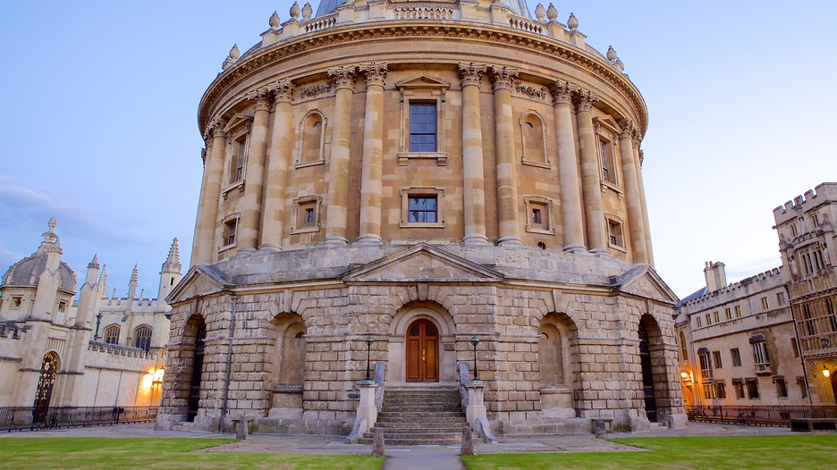 Radcliffe Camera In Oxford England Expedia Ca