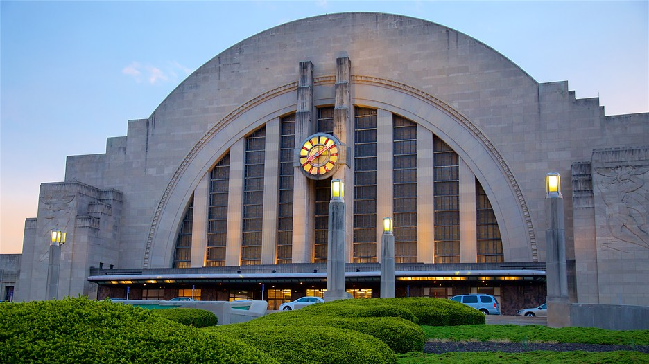 Cincinnati Museum Center At Union Terminal In Cincinnati