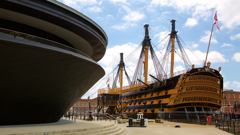 Hms Victory In Portsmouth England Expedia Ca