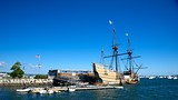 Mayflower II - Plymouth - Tourism Media