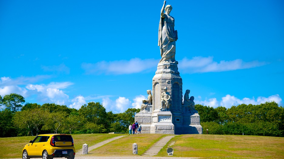 National Monument To The Forefathers Plymouth