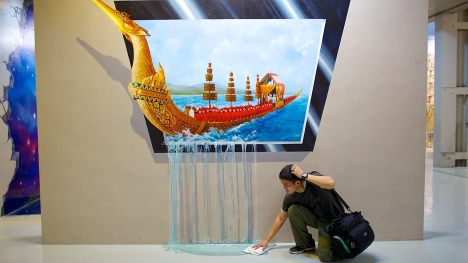 Art in Paradise in Pattaya,  Expedia