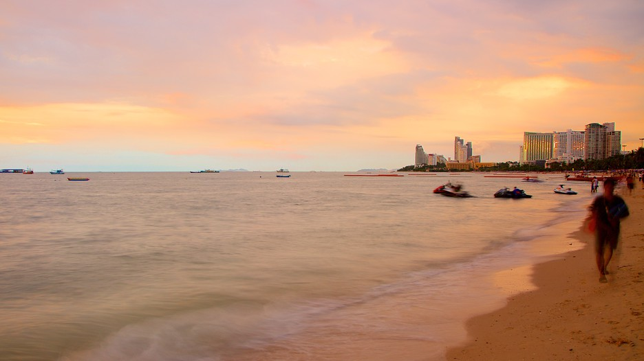 Showing item 1 of 59. Pattaya Beach - Pattaya - Tourism Media