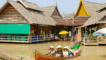 Pattaya Floating Market - Pattaya