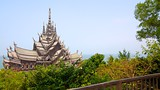 The Sanctuary of Truth - Pattaya - Tourism Media