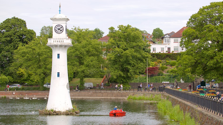 Roath Park In Cardiff Expedia Co Uk