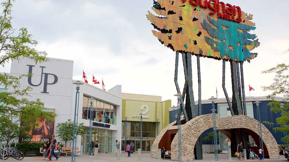 Vaughan Mills Mall In Vaughan Ontario Expedia Ca