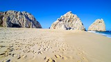 Playa del Amor (Lover's Beach) - Los Cabos - Tourism Media