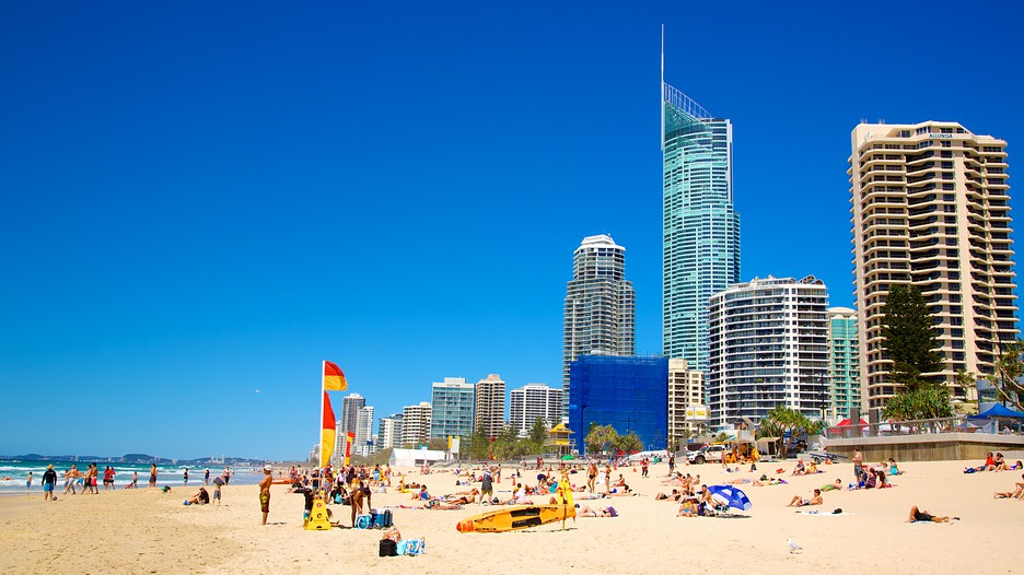 Surfers Paradise. Taken from here