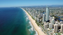 Surfers Paradise Beach - Gold Coast