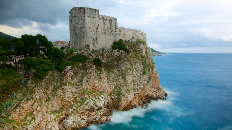 Resultado de imagen para Lovrijenac Fortress croacia