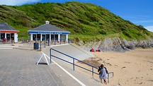 Caswell Bay Beach - Swansea