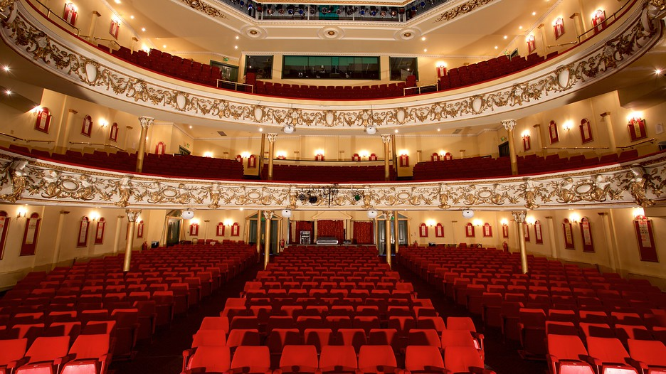 Grand Theatre In Swansea Wales Expedia