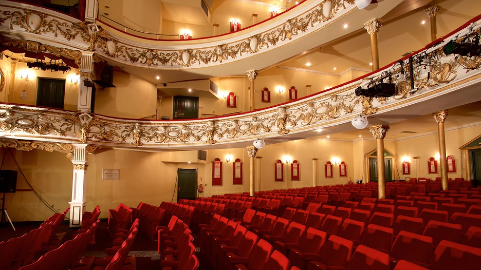Grand Theatre In Swansea Wales Expedia Ca