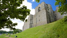 Oystermouth Castle - Swansea