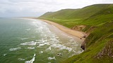 Rhossili Beach - Swansea - Tourism Media