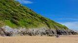 Caswell Bay Beach - Swansea - Tourism Media