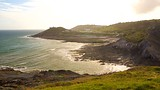 Bracelet Bay Beach - South Wales - Tourism Media