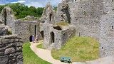 Oystermouth Castle - Swansea - Tourism Media