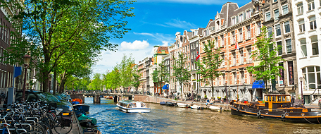 A O Hostels 2 Star Hotels Amsterdam Netherlands