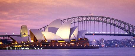 hoteles en australia: