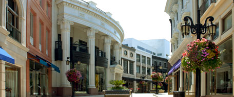 Beverly Hills hotels