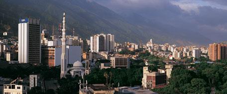 hoteles caracas: