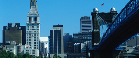 Downtown Cincinnati hotels