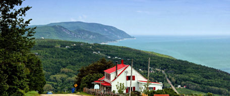 Isle aux Coudres hotels