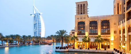 Downtown Dubai hotels