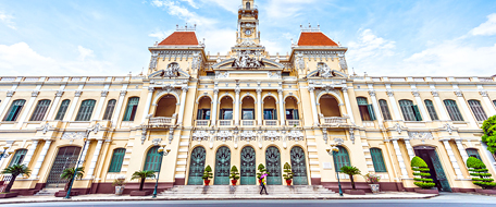 Ho Chi Minh City hotels