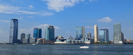 Downtown Jersey City hotels