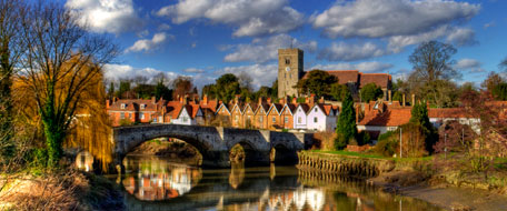 Canterbury hotels