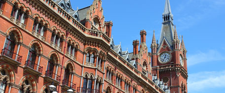 Kings Cross St. Pancras hotels