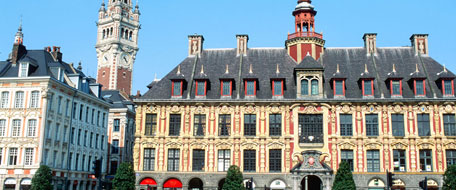 Tourcoing hotels