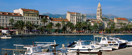 Split-Dalmatia hotels