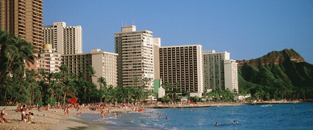 Downtown Honolulu hotels