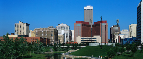 Downtown Omaha hotels
