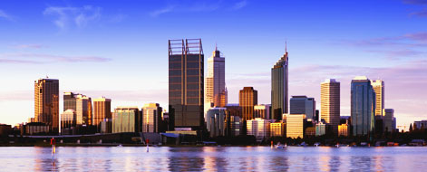 Perth Central Business District hotels