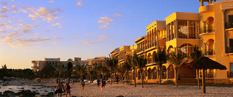Playacar hotels
