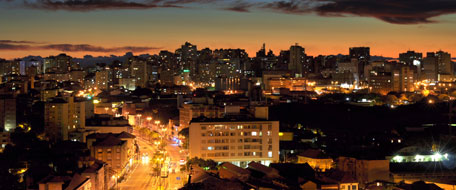 Downtown Porto Alegre hotels