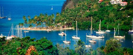 Marigot Bay hotels