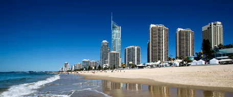 Surfers Paradise, Queensland, Australia Hotels