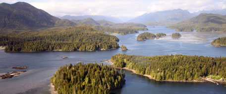Clayoquot Sound hotels