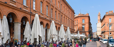 Vieille-Toulouse hotels