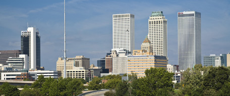 Downtown Tulsa hotels