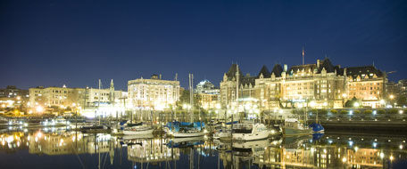 Downtown Victoria hotels