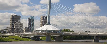 Downtown Winnipeg hotels